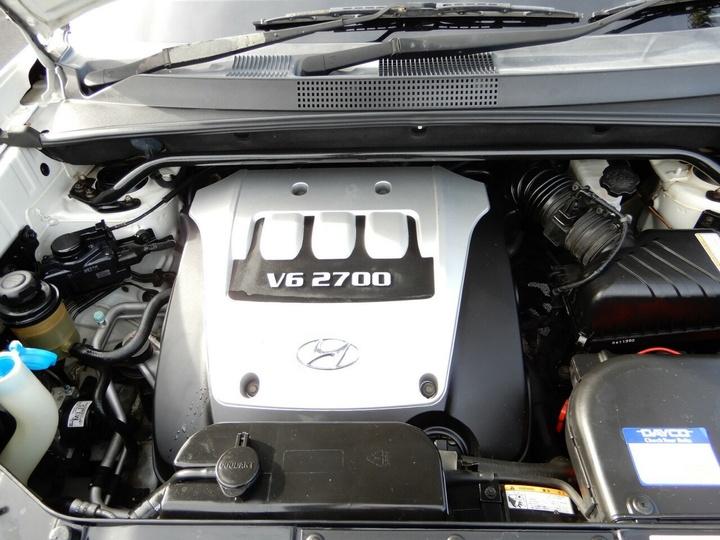 HYUNDAI TUCSON  JM Wagon 5dr Spts Auto 4sp 4x4 2.7i