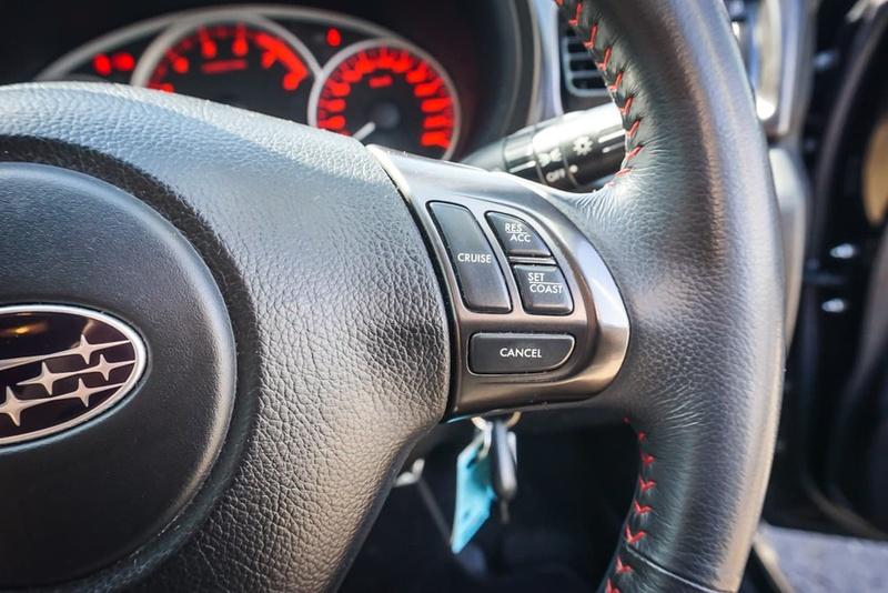 SUBARU IMPREZA WRX G3 WRX. Hatchback 5dr Man 5sp AWD 2.5T [MY11]
