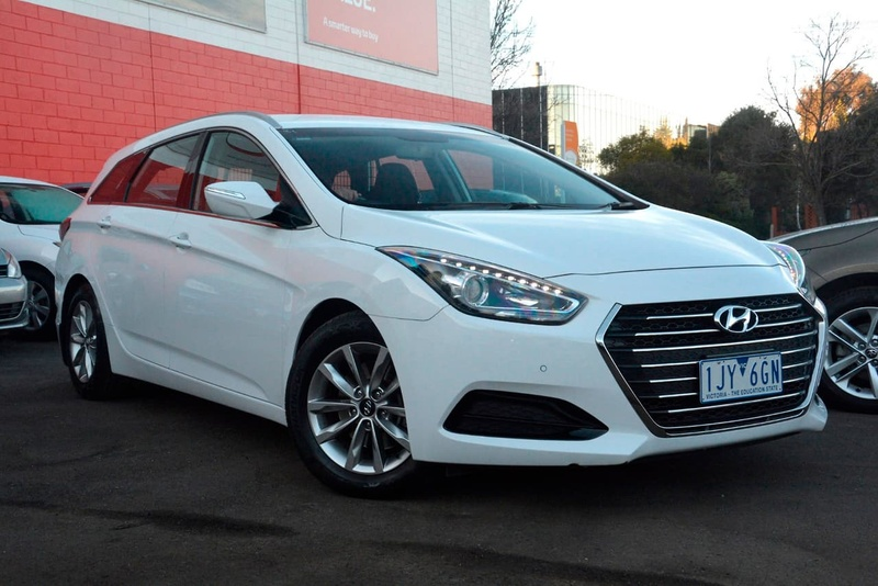 HYUNDAI I40 Active VF4 Series II Active Tourer 5dr Spts Auto 6sp 2.0i