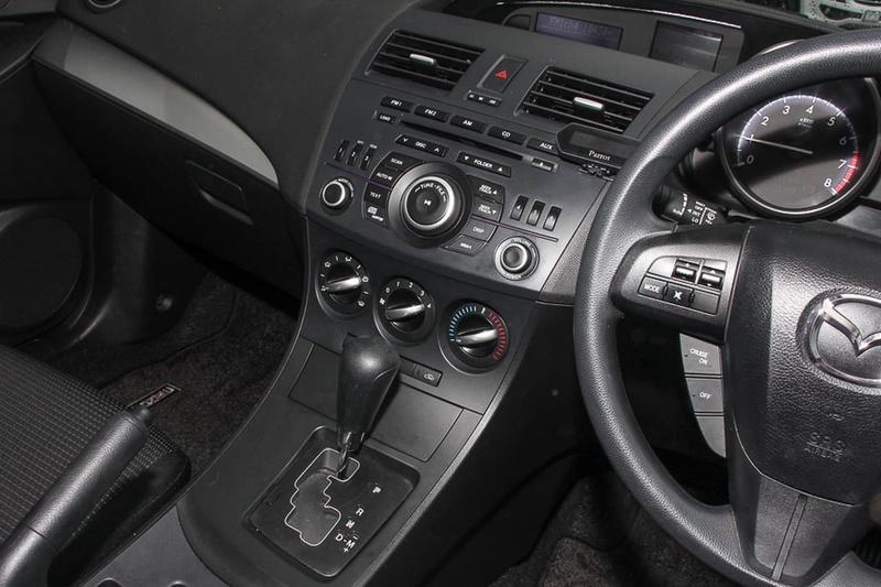 MAZDA 3 Neo BL Series 2 Neo Sedan 4dr Activematic 5sp 2.0i