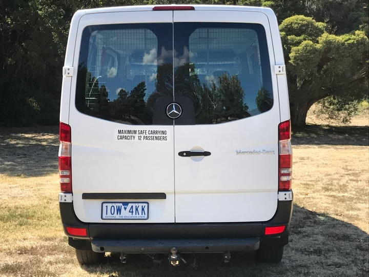 MERCEDES-BENZ SPRINTER 316CDI NCV3 316CDI Transfer Bus Low Roof MWB 12st 4dr 7G-TRONIC 7sp 2.1DT [MY14]