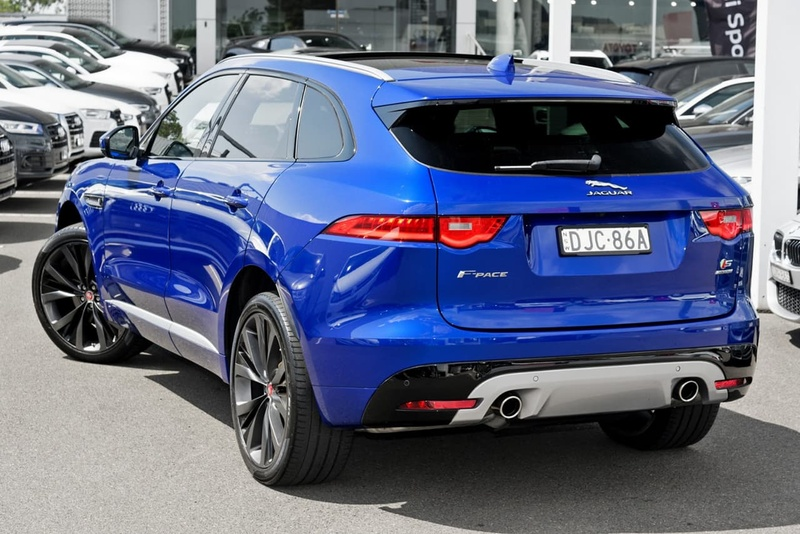 JAGUAR F-PACE 35t X761 35t First Edition Wagon 5dr Spts Auto 8sp AWD 3.0SC [MY17]