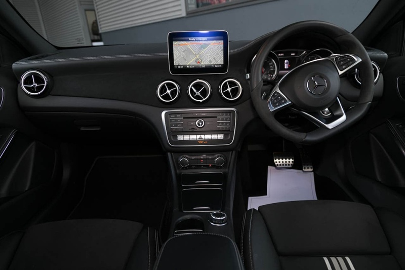 MERCEDES-BENZ A180  W176 Hatchback 5dr D-CT 7sp 1.6T