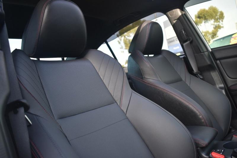 SUBARU WRX Premium V1 Premium. Sedan 4dr Man 6sp AWD 2.0T [MY19]
