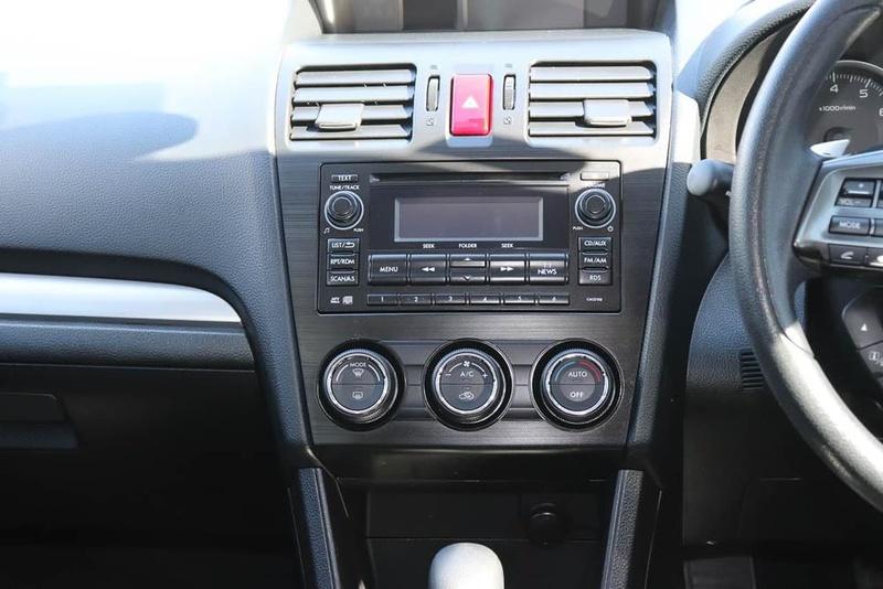SUBARU XV 2.0i G4X 2.0i. Wagon 5dr Lineartronic 6sp AWD [MY12]