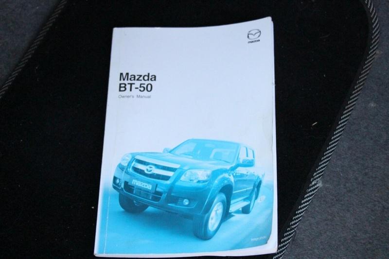 MAZDA BT-50 DX+ UN DX+ Utility Freestyle 4dr Man 5sp 4x2 3.0DT