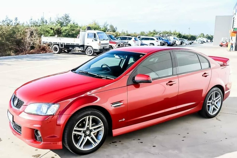 HOLDEN COMMODORE SV6 VE Series II SV6 Sedan 4dr Spts Auto 6sp 3.6i