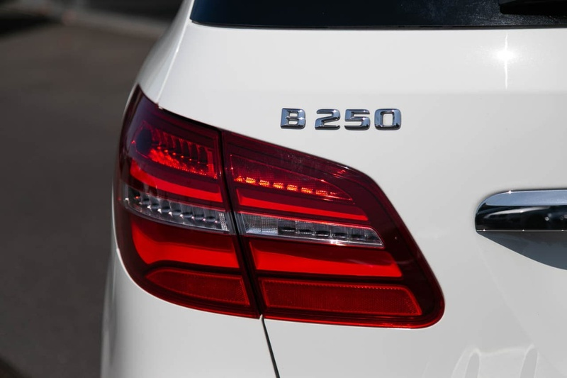 MERCEDES-BENZ B250  W246 Hatchback 5dr DCT 7sp 4MATIC 2.0T