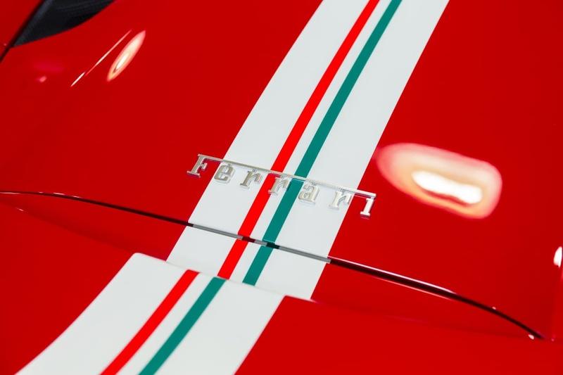 FERRARI 488 SPIDER  F142 Convertible 2dr DCT 7sp 3.9TT