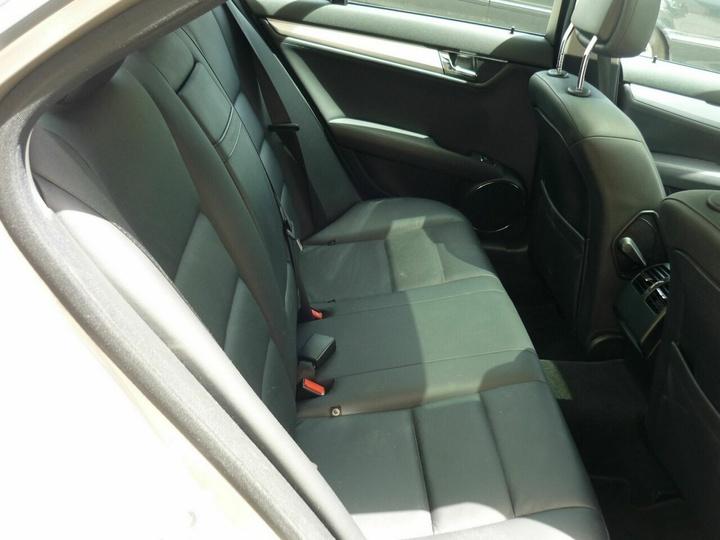 MERCEDES-BENZ C280 Elegance W204 Elegance Sedan 4dr Spts Auto 7sp 3.0i