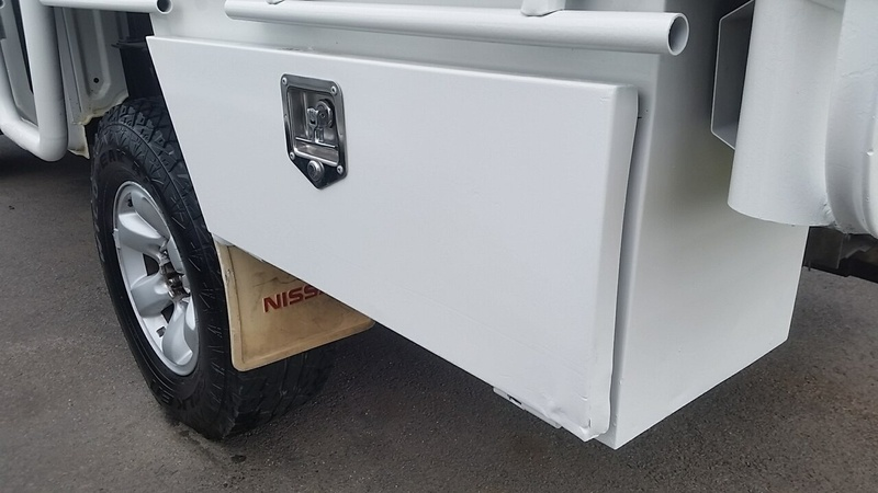 NISSAN PATROL DX GU DX Cab Chassis Single Cab 2dr Man 5sp 4x4 4.2DT (Coil)