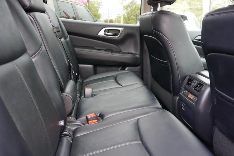 NISSAN PATHFINDER ST-L R52 Series II ST-L N-SPORT Wagon 7st 5dr X-tronic 1sp 2WD 3.5i [MY17]