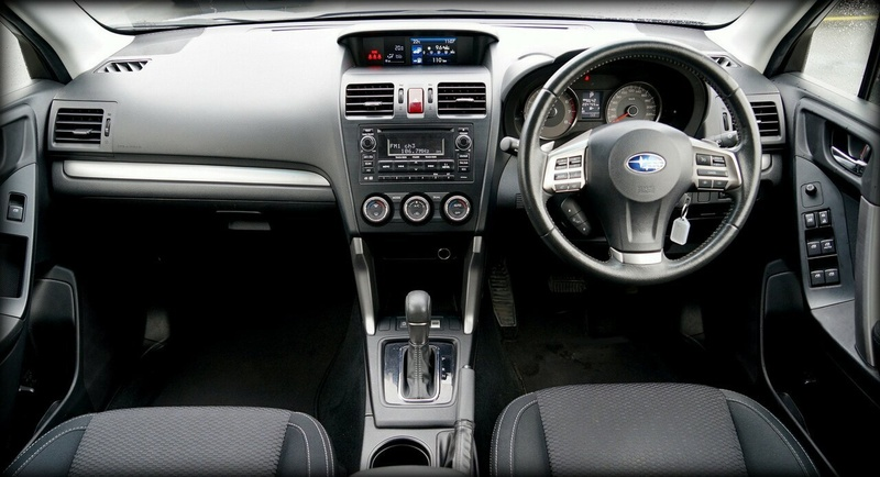 SUBARU FORESTER 2.5i-L S4 2.5i-L. Wagon 5dr Lineartronic 6sp AWD [MY14]
