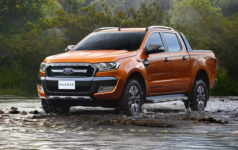 2016 ford ranger  price and features for australia