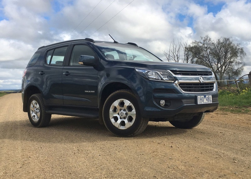 New Holden Trailblazer REVIEW | 2016 LT And LTZ - Holden's Feature-Filled And Refined Heavy-Duty ...