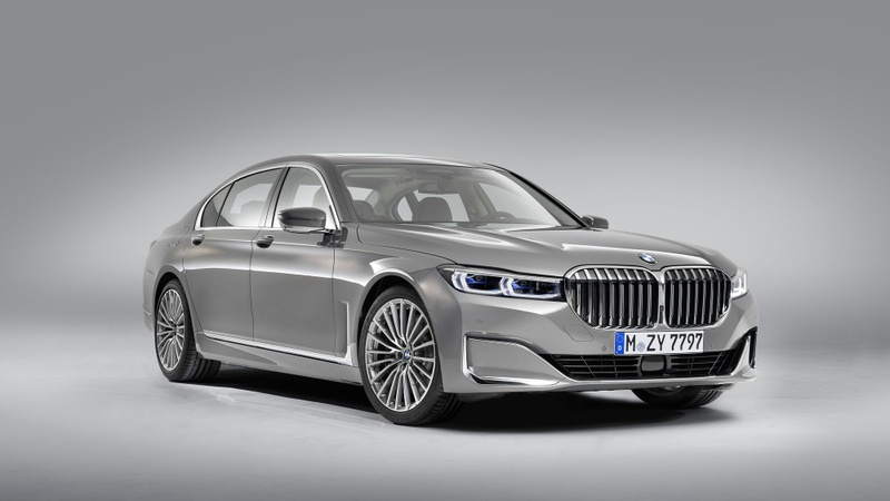 BMW confirms details for updated 7-Series