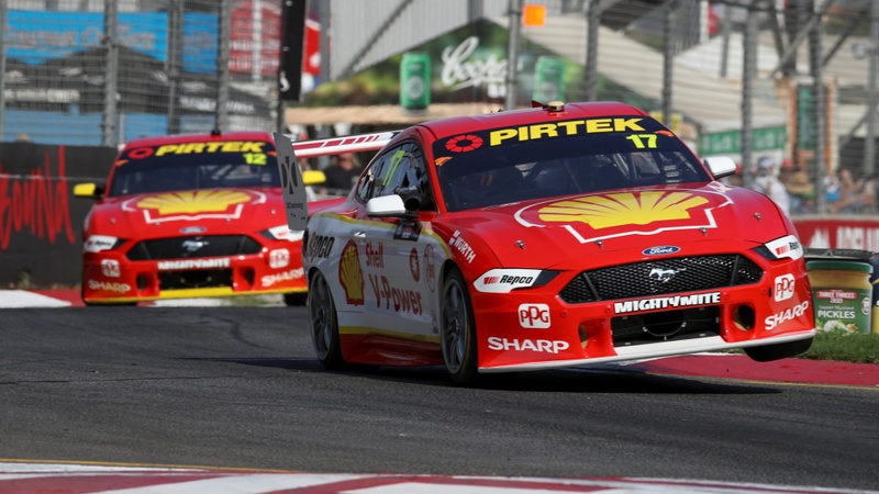 Motorsport: Ford Mustang to be slowed