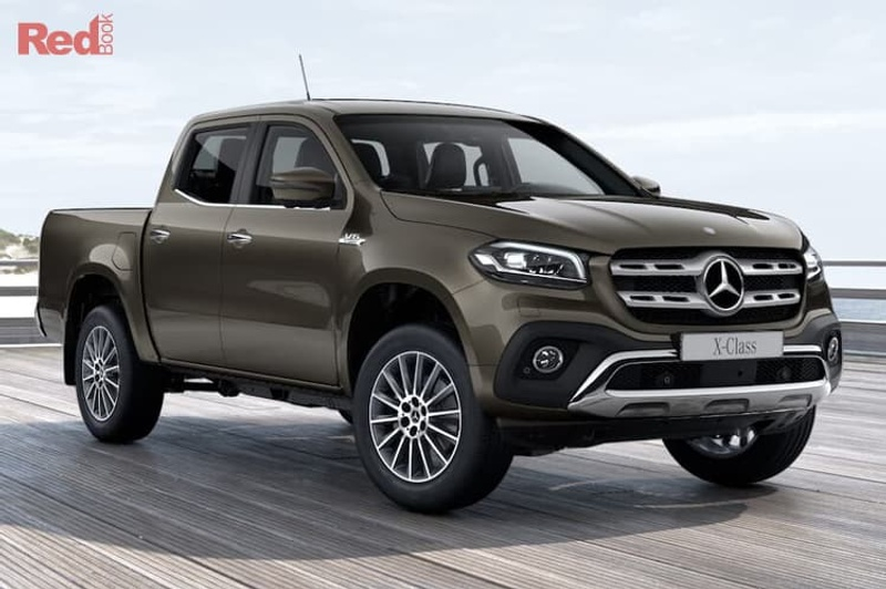 2019 Mercedes Benz X Class X Class 6 Cylinder Models Save