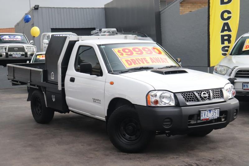 Used Cars Search Used Nissan Navara For Sale Themotorreport Com