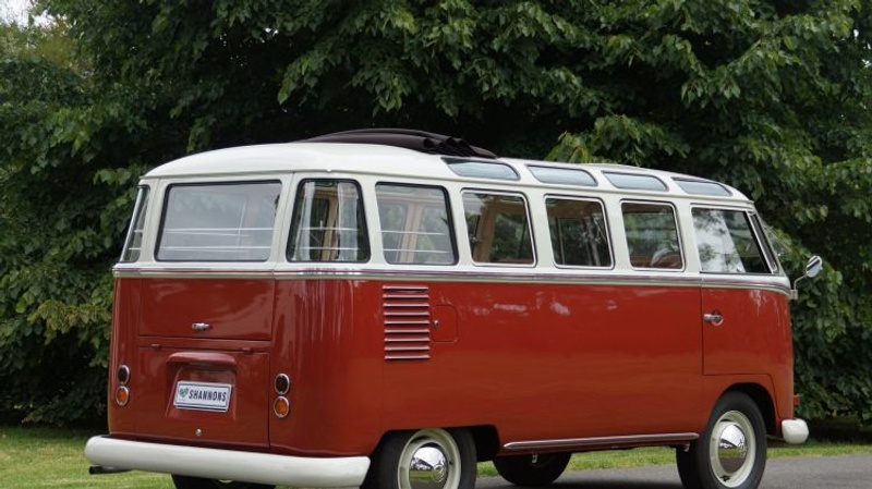 Volkswagen Kombi sells for $202,000