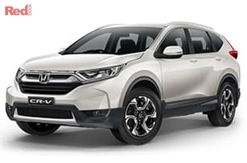 2019 Honda Cr V Vti E