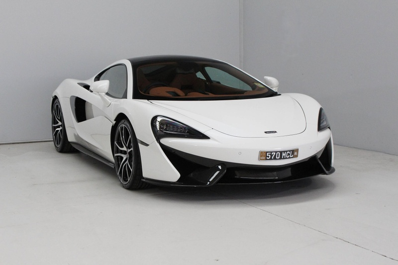 0 McLaren 570GT
