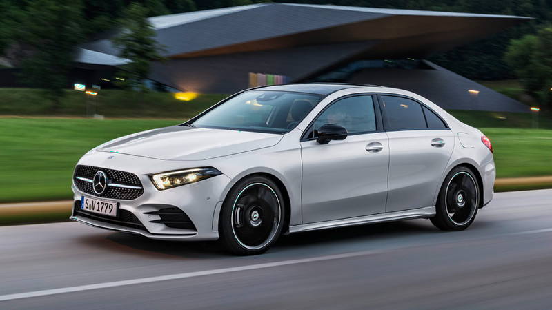 2019 Mercedes-Benz A-Class Sedan pricing and specs | Drive