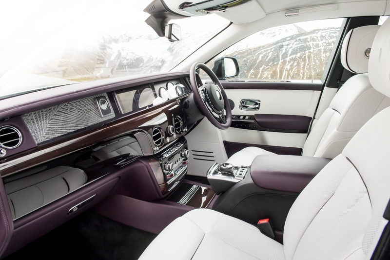 2016 Rolls-Royce Phantom