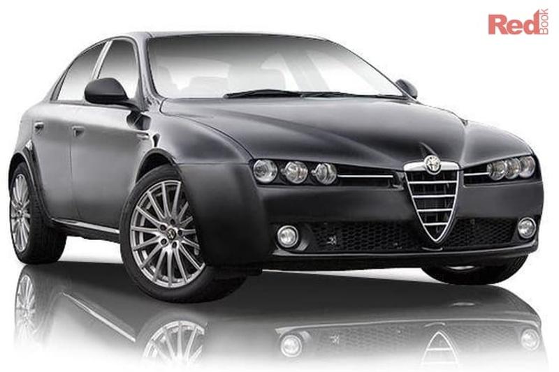 2007 Alfa Romeo 159 JTD