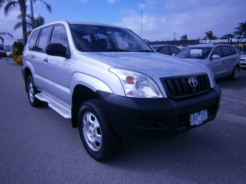 Used Cars - Search Used toyota landcruiser%20prado For Sale