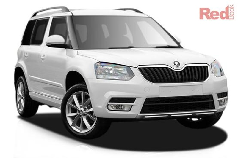 2016 SKODA Yeti car valuation
