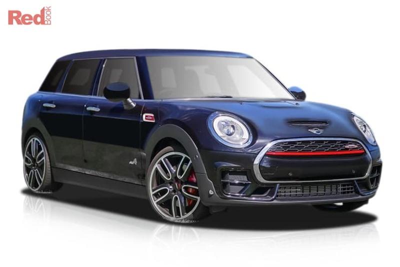 2019 Mini Clubman New Car Showroom
