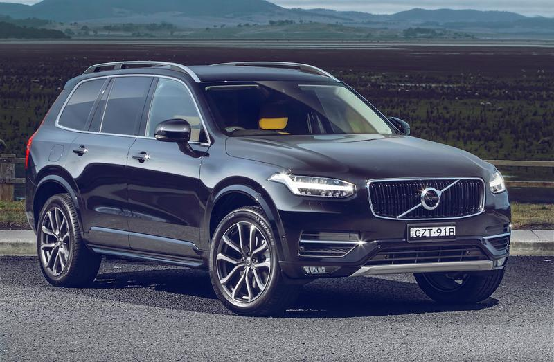 Volvo Recalls Six Models In Australia For Airbag Inflation