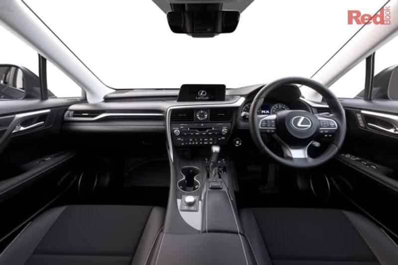 2018 Lexus RX300 car valuation