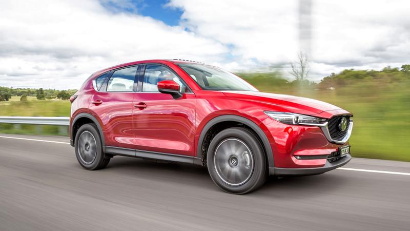 2018 Mazda CX-5 first drive review - First drive: Updated