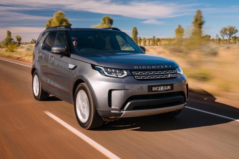 0 Land Rover Discovery