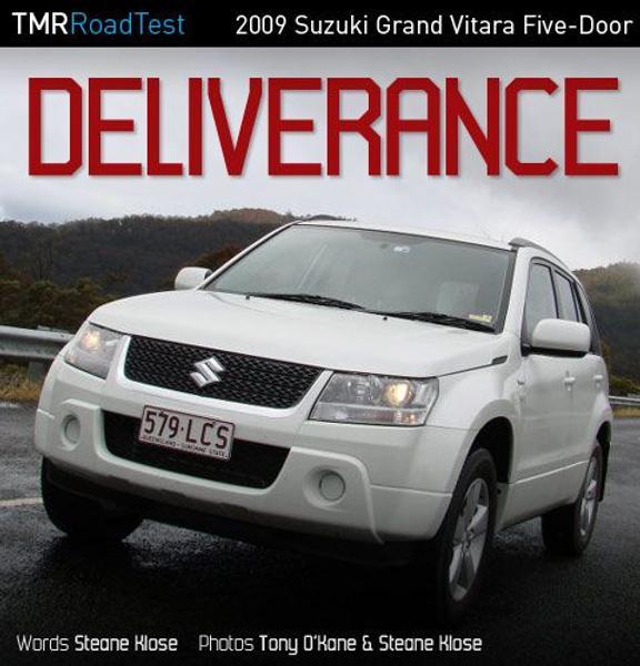 2009 Suzuki Grand Vitara 2 4-litre Automatic Five-Door Review
