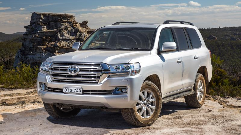 Best 4WD: Toyota LandCruiser VX 200-Series review | Drive com au