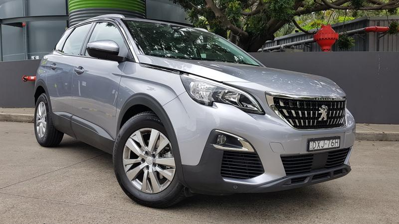 Peugeot 3008 Active 2018 new car review