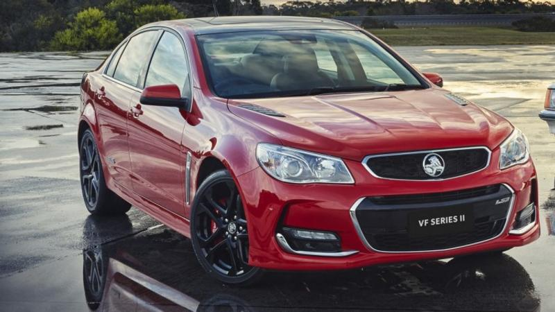 Holden Commodore VFII SS-V Redline first drive review