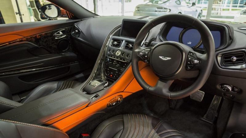 2016 Aston Martin DB11