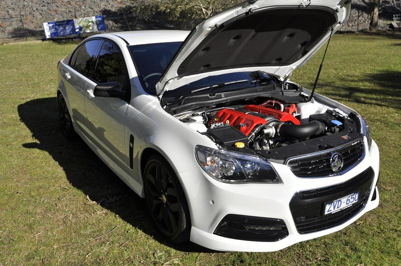 VF Holden SS Gets Walkinshaw W310 Performance Pack