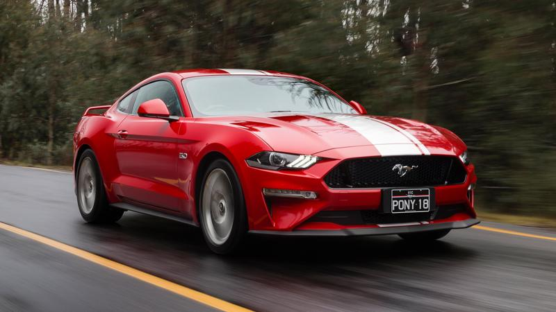 2018 Ford Mustang GT first drive review | Drive com au