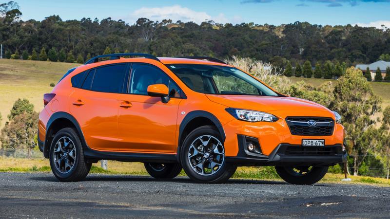 2019 Subaru XV sweet spot review   Drive com au