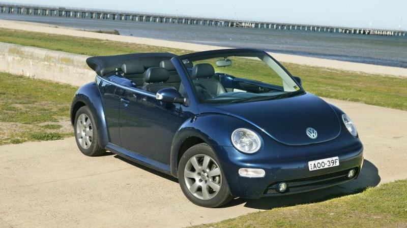 Volkswagen Beetle Cabriolet used car review