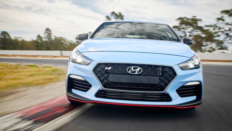 2018 Hyundai i30 N road test review - 2018 Hyundai i30 N road test