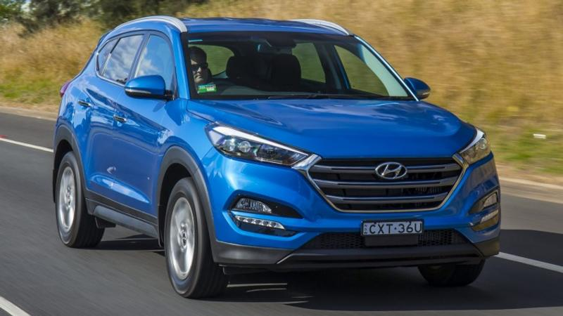 Hyundai Tucson Elite 1 6 T-GDi road test review