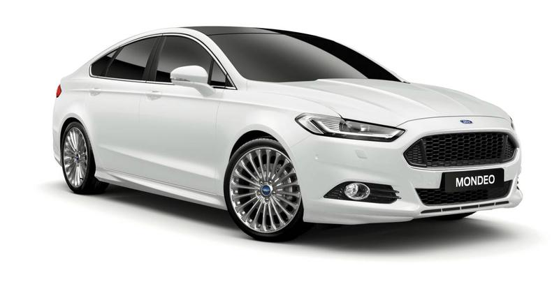 2016 Ford Mondeo Gets SYNC 3 Infotainment