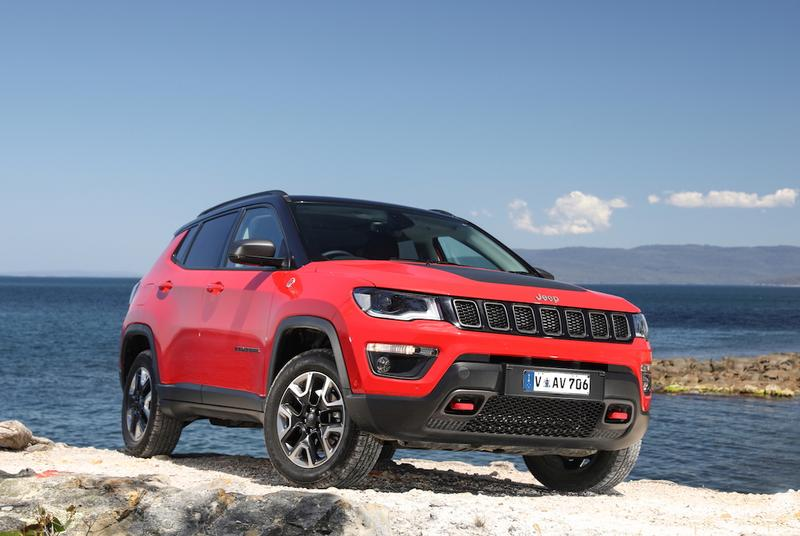 2018 Jeep Compass First Drive Review - First Drive: Jeep Compass