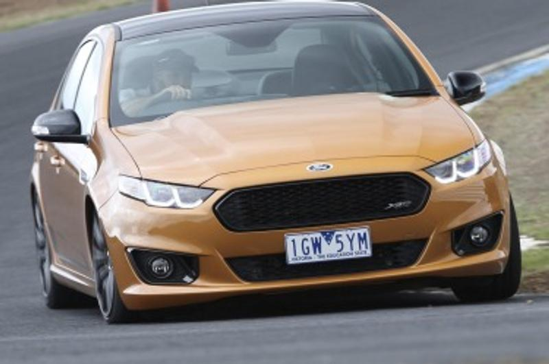 Ford Falcon XR8 Sprint road test review - Tested: Ford